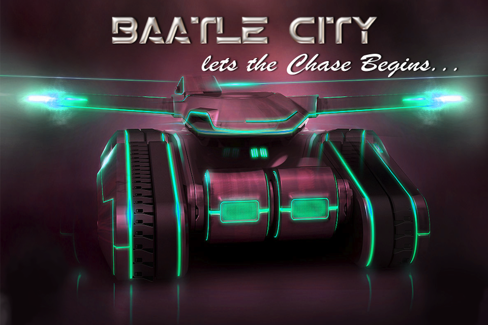 Screenshot iBattle City