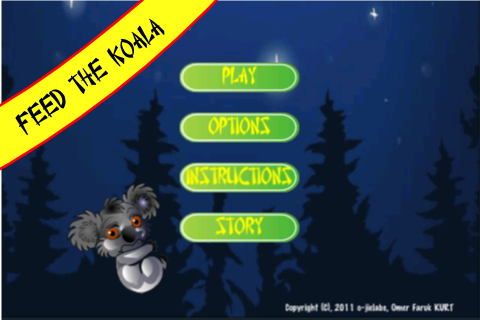 Screenshot The Hungry Koala LITE