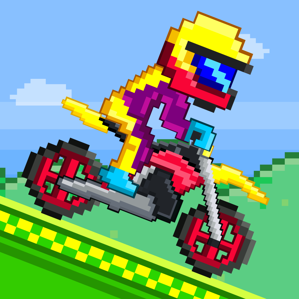 Two Player Motorcycle Games